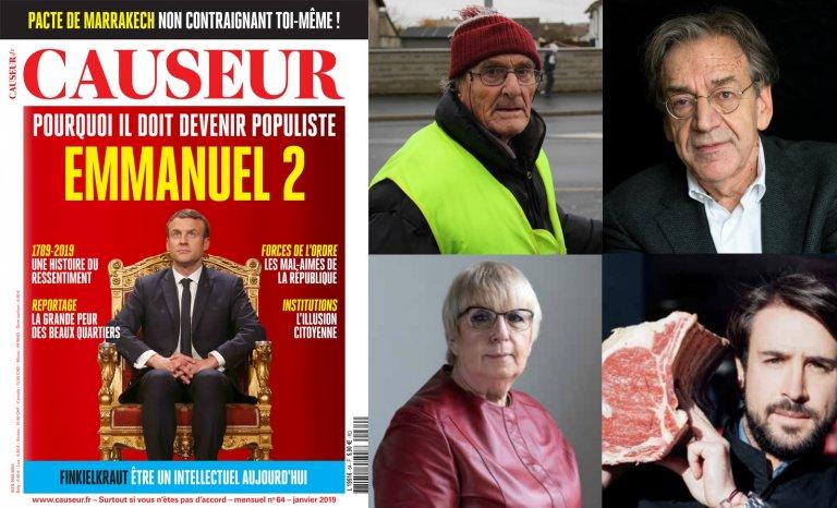 Emmanuel 2: pourquoi il doit devenir populiste