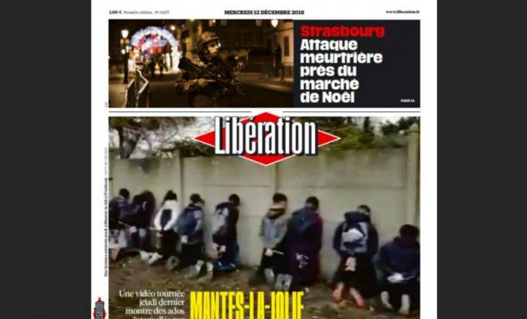 Mantes ou Strasbourg: panique à Libé!