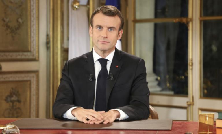 Macron a-t-il choisi la France?