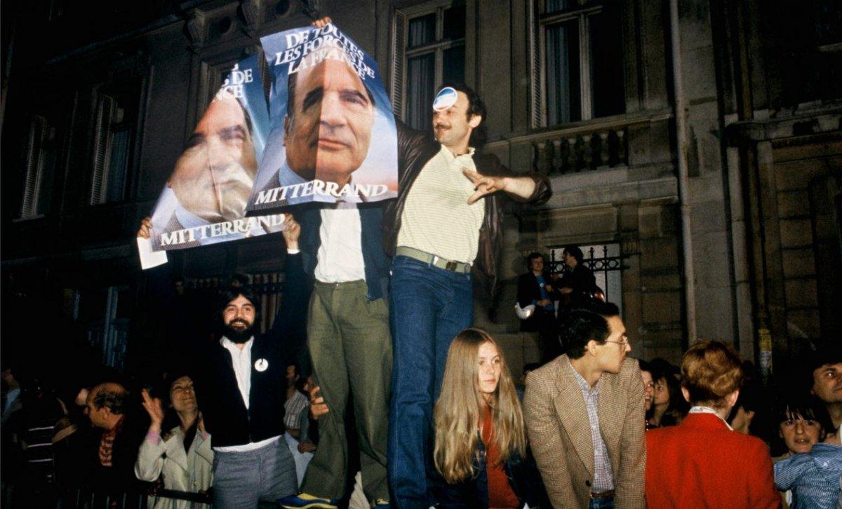 1981 degaulle mitterrand