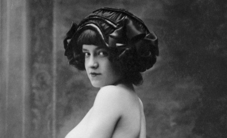 Pierre Louÿs: la femme… vue d'en bas