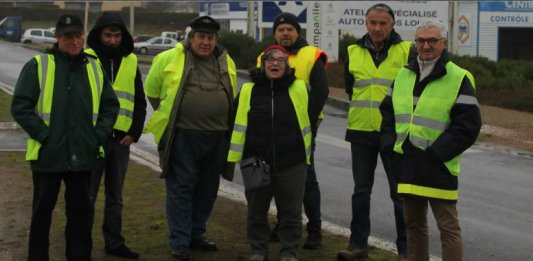gilets jaunes nation