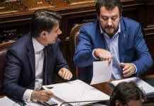 salvini pacte marrakech migrants m5s