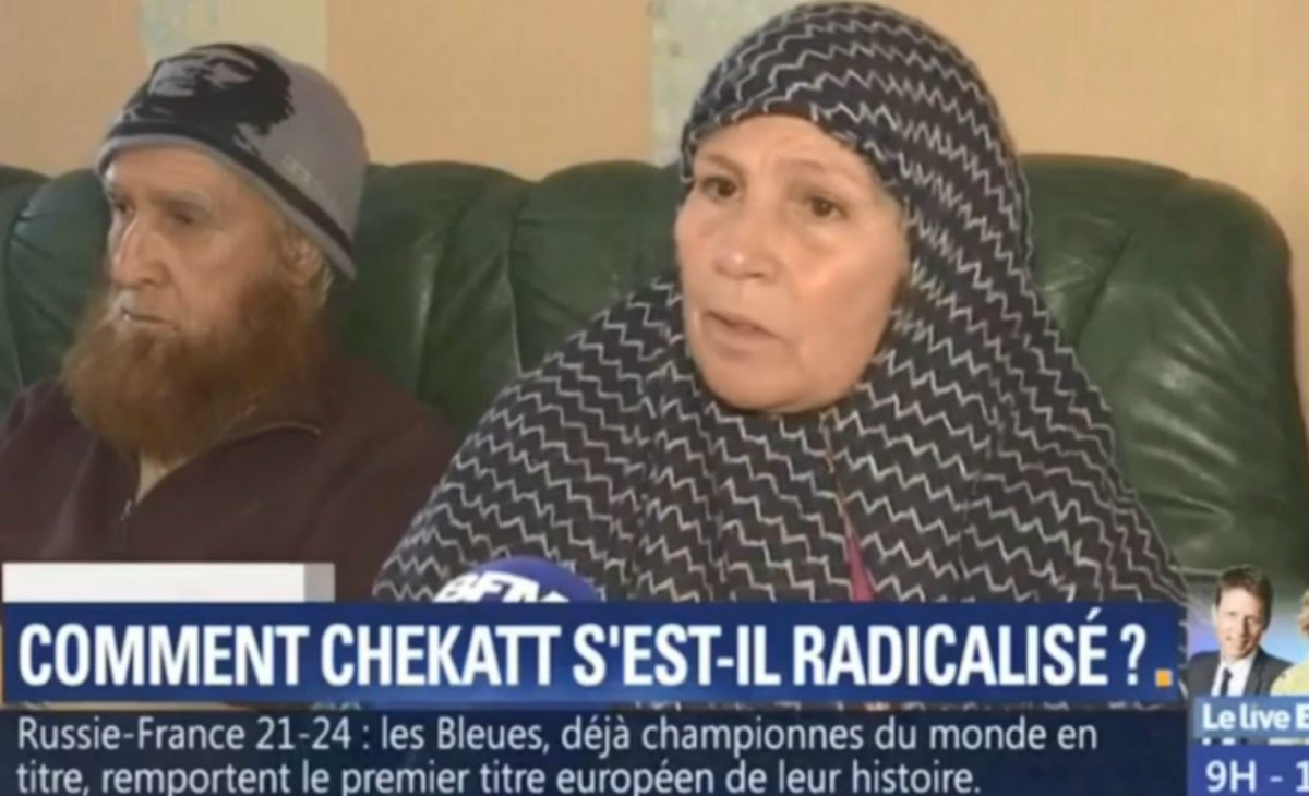 cherif chekatt daech islam