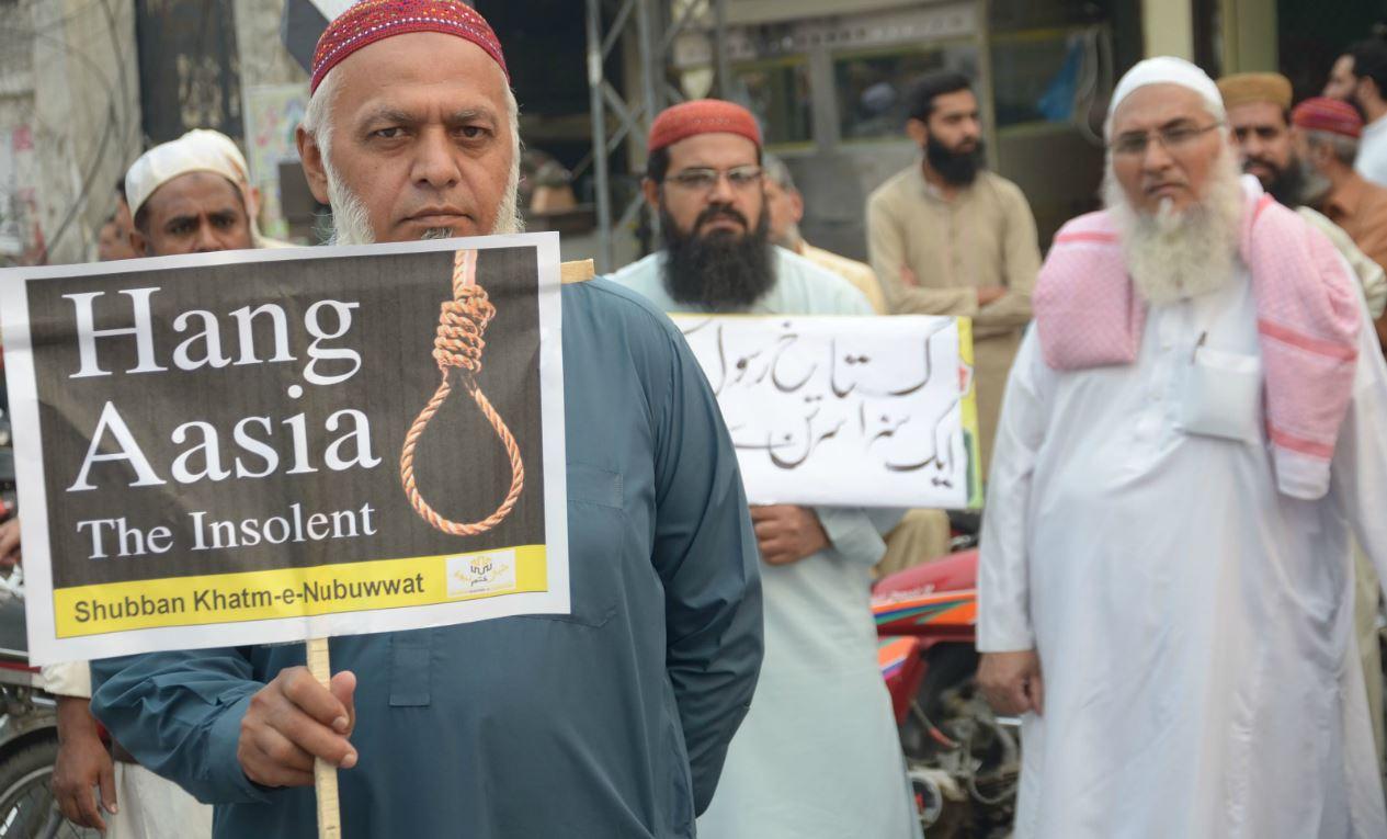 La Cour suprême rejette l'appel contre l'acquittement d'Asia Bibi — Pakistan