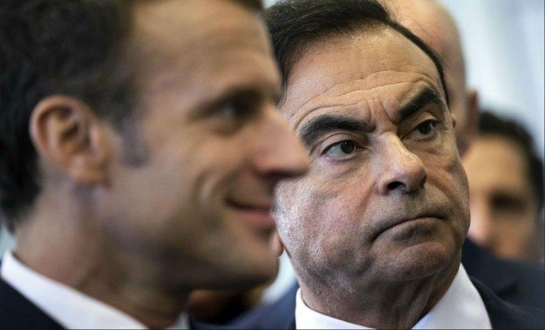 La France aurait dû défendre Carlos Ghosn