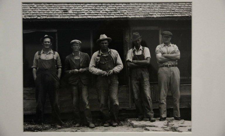 Dorothea Lange: l'Amérique des supermen ordinaires