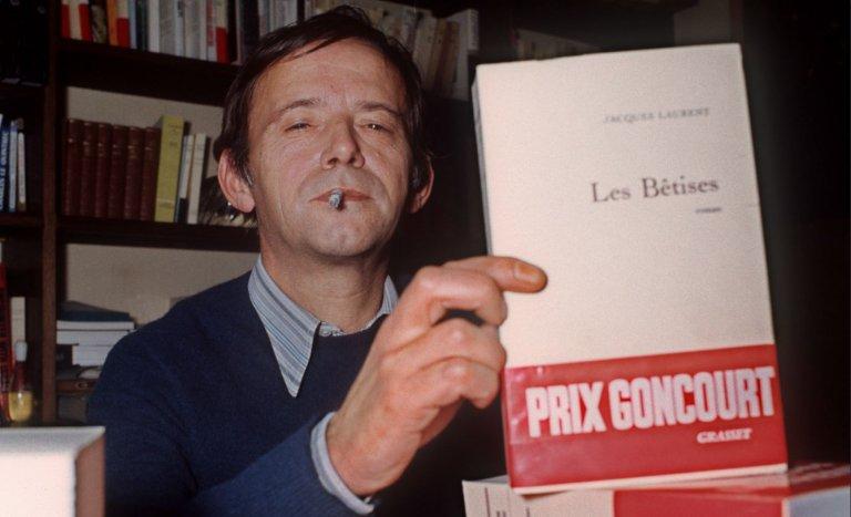 Jacques Laurent, Morand et moi