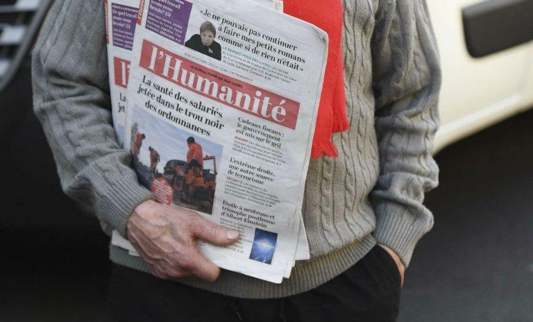 """""""L'Huma ne s'adresse plus aux prolos qui se font exploiter au quotidien"""""""