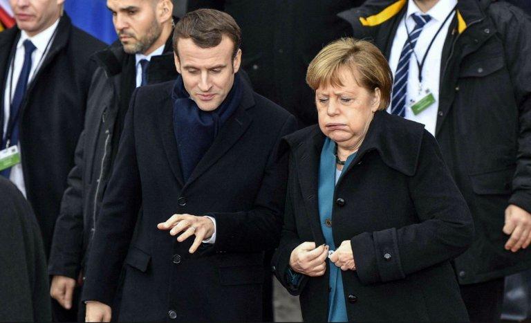 Europe: Macron agace aussi les Allemands