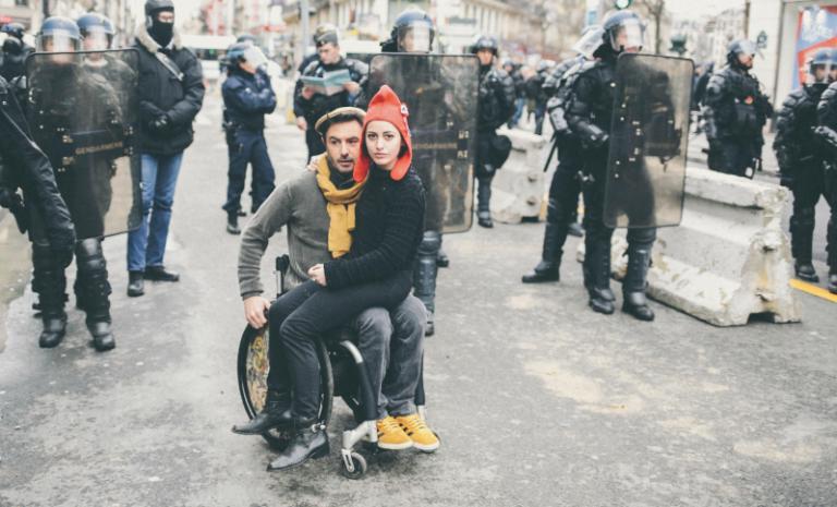 Ils ont tenté de dresser le peuple contre la police