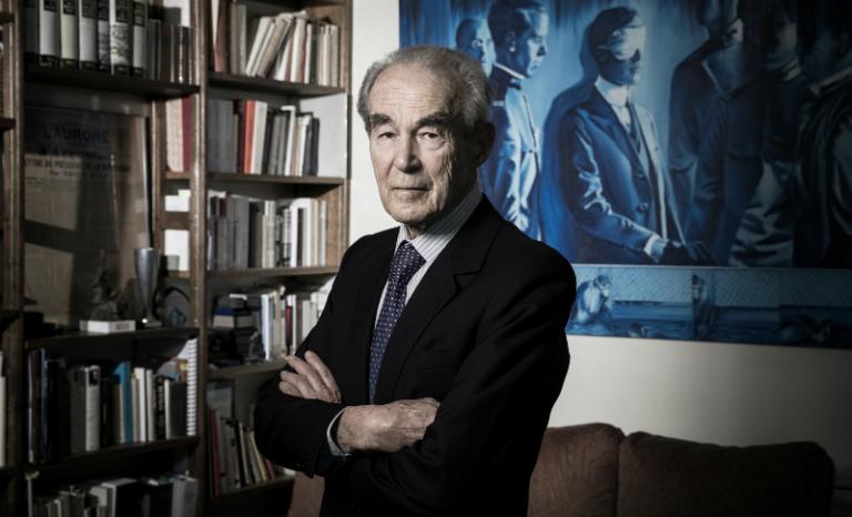 Robert Badinter: Idiss, des pogroms aux rafles