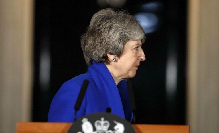 Brexit: Theresa May, la dame de plomb