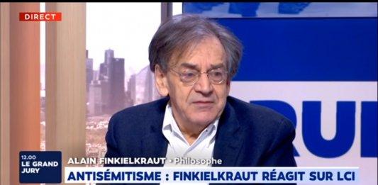 alain finkielkraut gilets jaunes antisemitisme