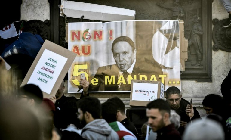 L'Algérie, ce pays prisonnier de son président-fantôme