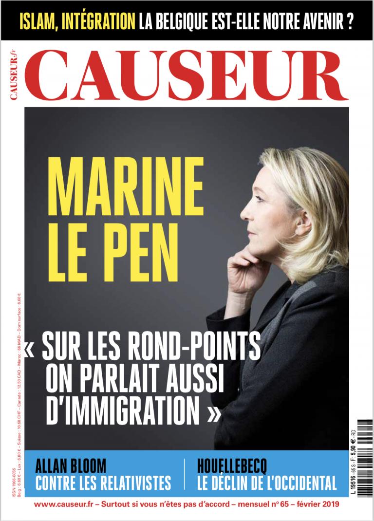Février 2019 - Causeur #65