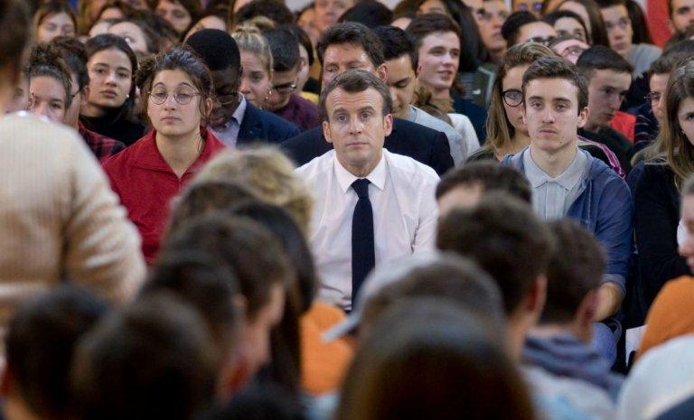 """Grand débat: la """"parole libérée"""", ce n'est pas pour les Français…"""