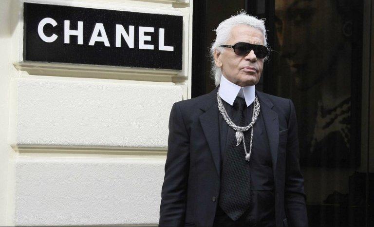 Karl Lagerfeld: la mode, c'était lui