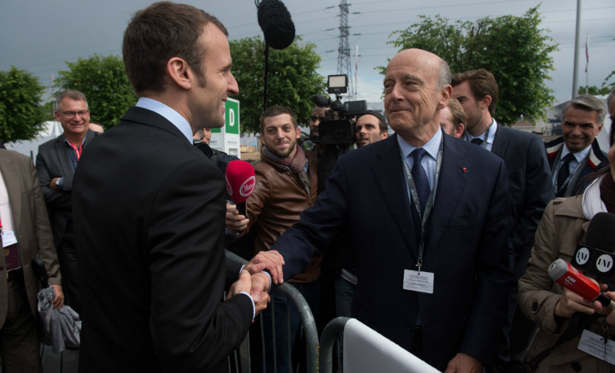 THE HIGHLIGHTS OF MACRONS Macron-benalla-juppe-mediapart-debat-1200x728