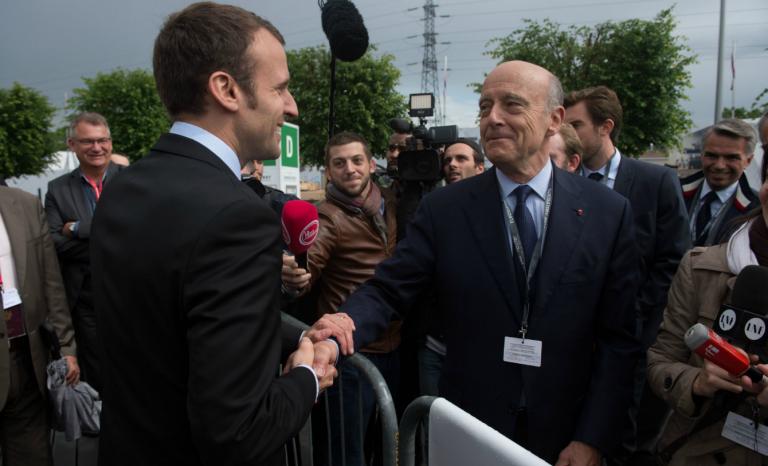 Macron, ce Juppé avec des cheveux