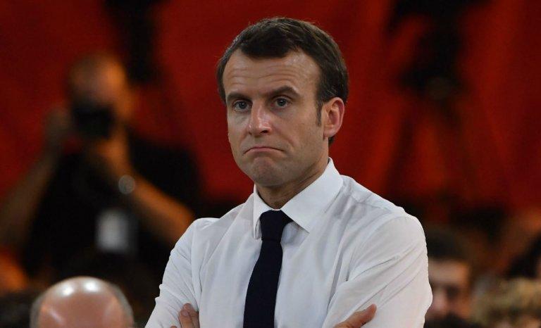 Pour Macron, peuple et progrès sont forcément opposés