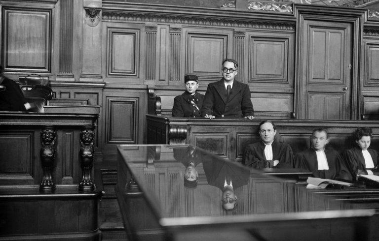 Brasillach, le procès qui cache l'œuvre
