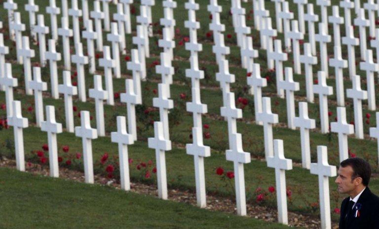 Verdun, j'oublierai ton nom?