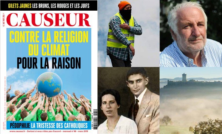 Causeur : Contre la religion du climat