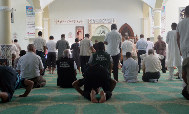 En France, l'islam devra se soumettre ou se démettre