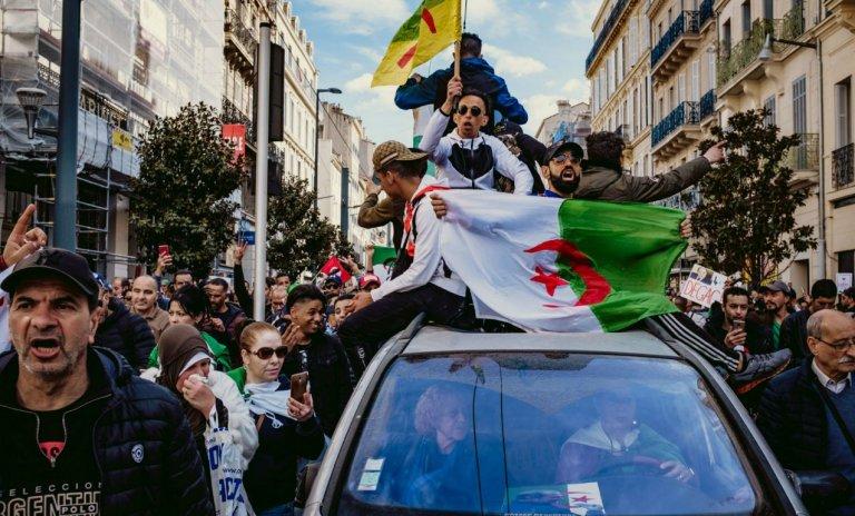 """Karim Akouche: """"L'Algérie est un non-État"""""""