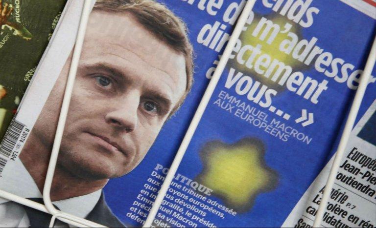 """Lettre """"aux citoyens d'Europe"""": Macron, le médecin imaginaire"""
