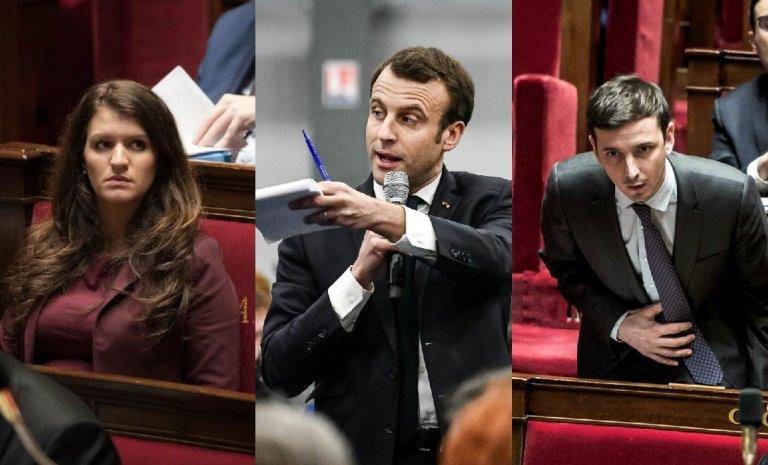 M. Macron: entre hijab et serre-tête, il faut choisir