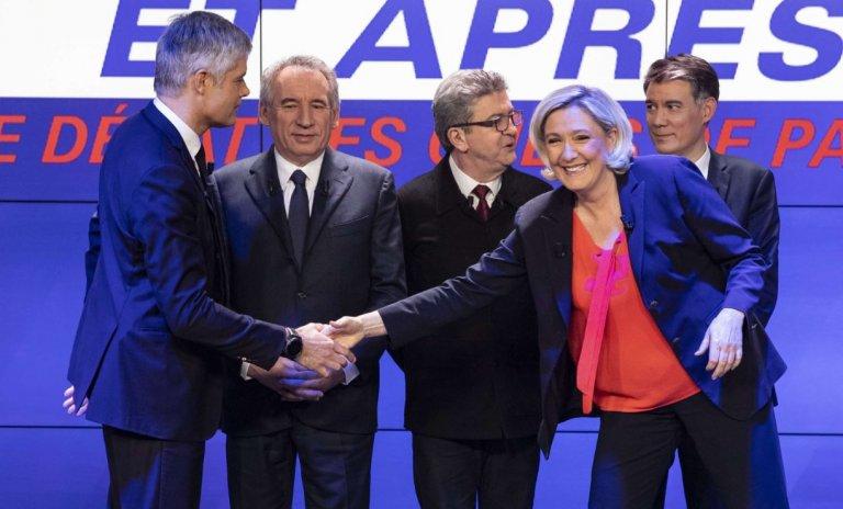 Casseurs: Wauquiez et Le Pen en désordre de bataille
