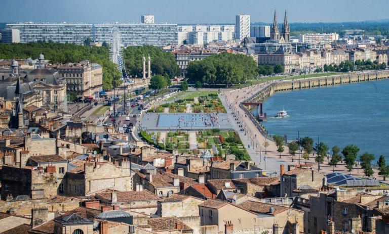 Bordeaux et le désert girondin