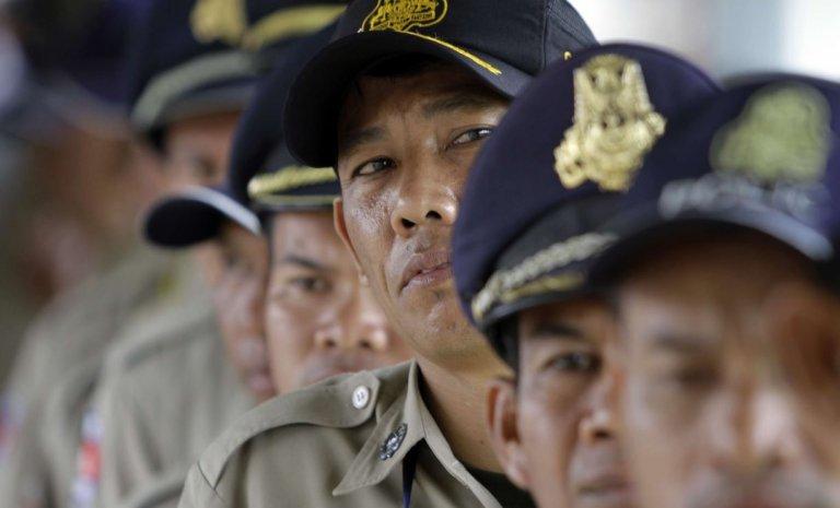 Au Cambodge: Pol Pot? Connais pas!