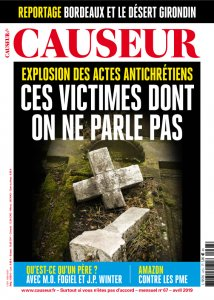 Avril 2019 – Causeur #67