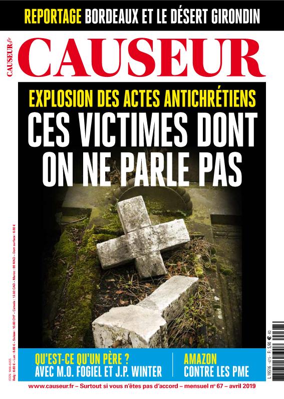 Avril 2019 – Causeur #67