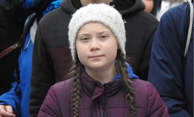 J'ai tenté d'interviewer Greta Thunberg