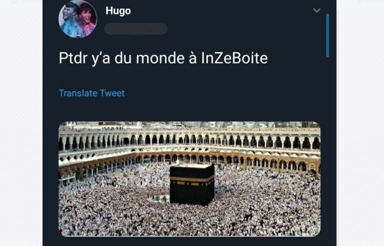 Hugo, adolescent, menacé de mort pour une blague sur l'islam