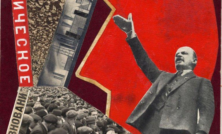"""""""Rouge"""": l'art soviétique en noir et blanc"""