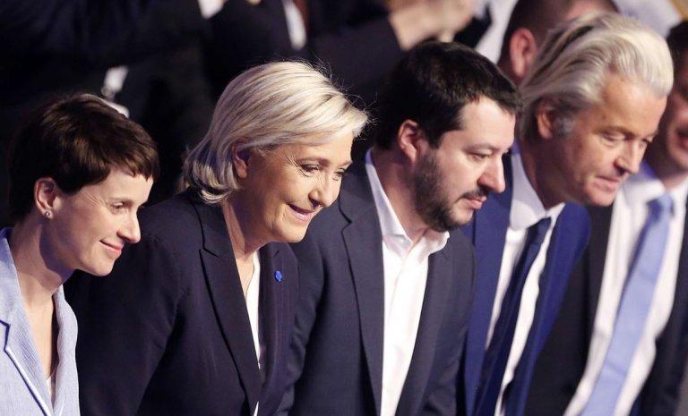 Souverainistes: un rideau de frères peut s'abattre sur l'Europe