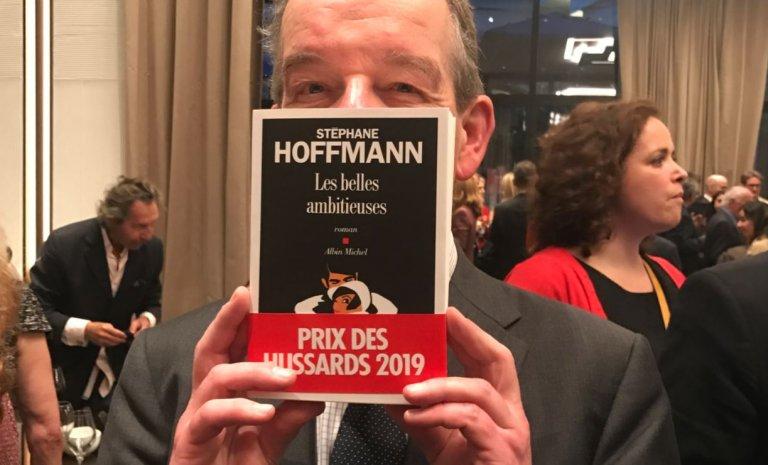 Prix des Hussards: Stéphane Hoffmann réanime le Paris littéraire