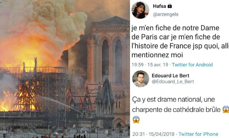 """Pour des responsables de l'Unef, Notre-Dame est un """"délire de petits blancs"""""""