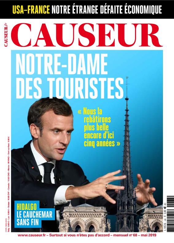 Mai 2019 - Causeur #68