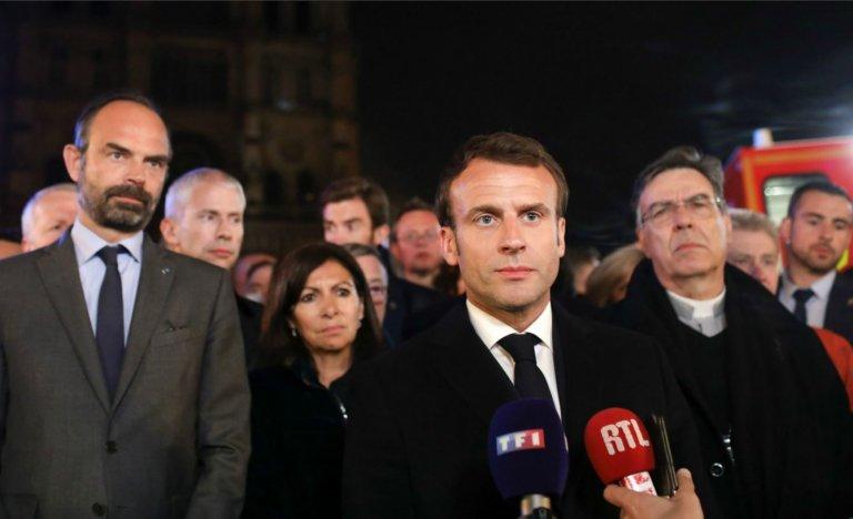 Notre-Dame : Macron et Hidalgo pressés par les J.O.