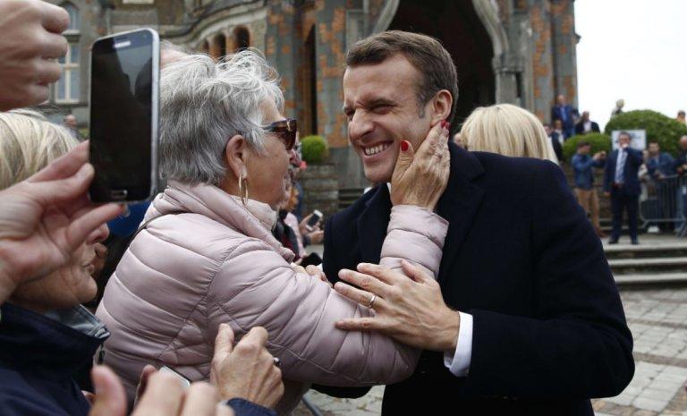 Cette fois, Macron n'a plus aucune opposition