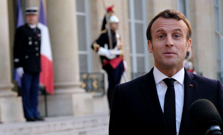 Les européennes, le referendum dont Macron ne voulait pas