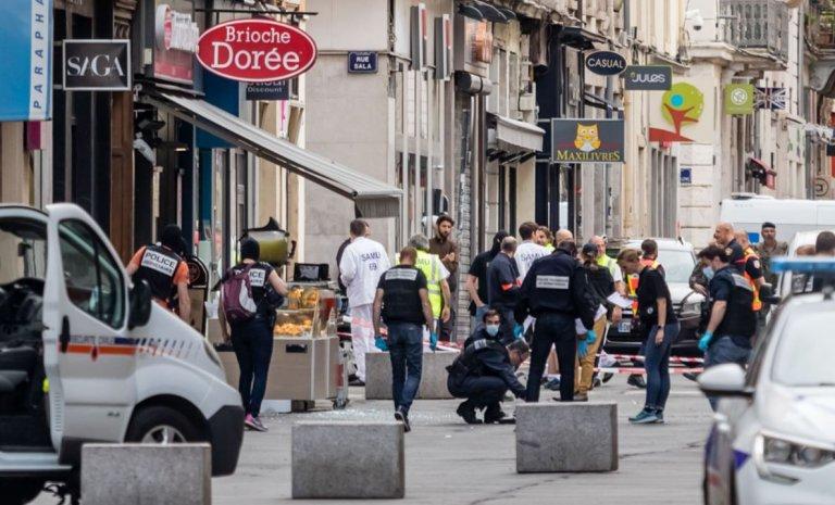 Terroriste de Lyon: nous l'avons eue, sa haine