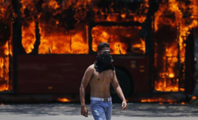 Venezuela, un jour de plus loin du Paradis