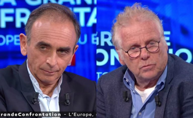 Zemmour et Cohn-Bendit, rien ne les réconciliera